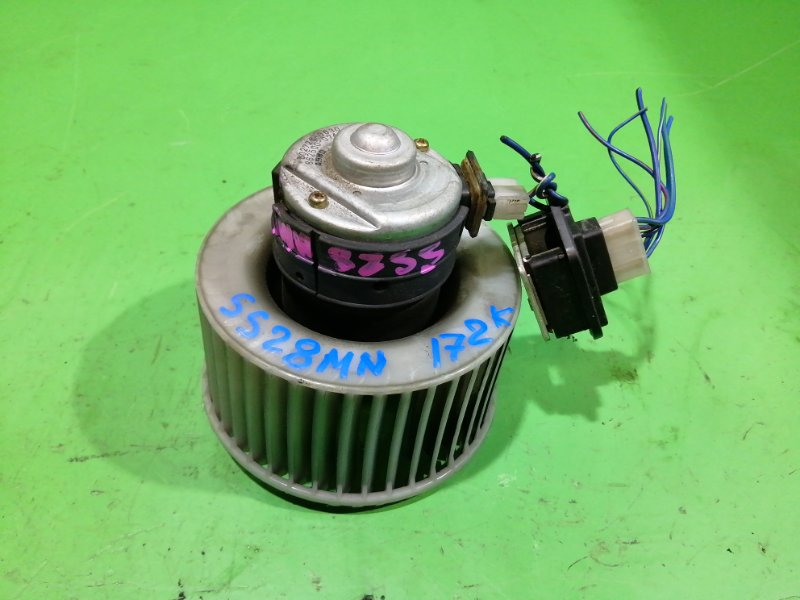 Мотор печки Mazda Bongo SS28MN (б/у)