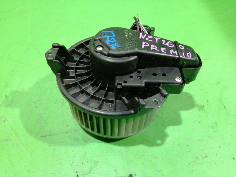 Мотор печки Toyota Premio NZT260 (б/у)
