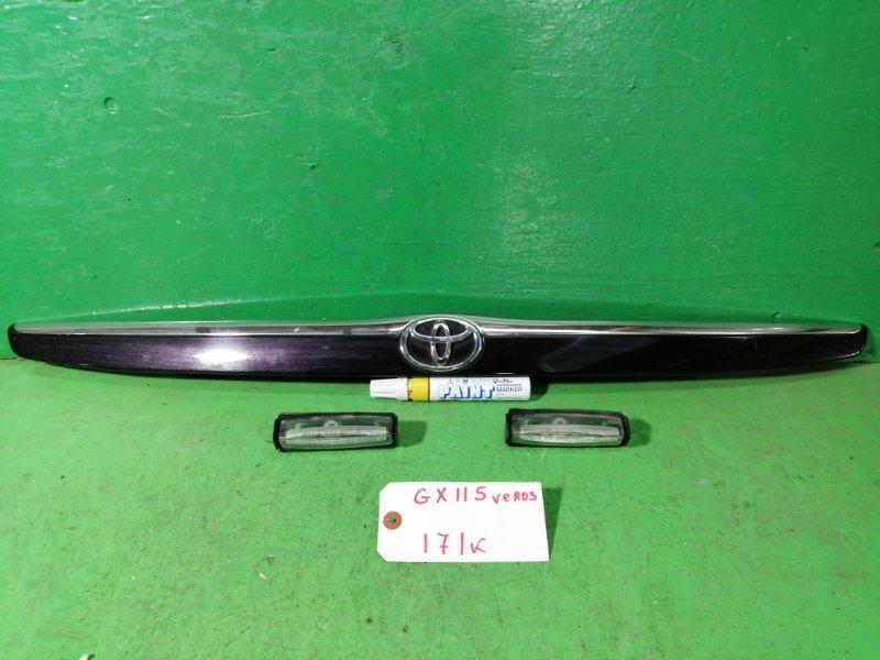 Планка багажника Toyota Verossa GX115 (б/у)