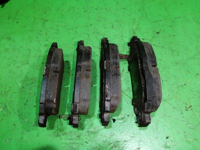 Тормозные колодки Toyota Succeed NCP55 переднее (б/у)