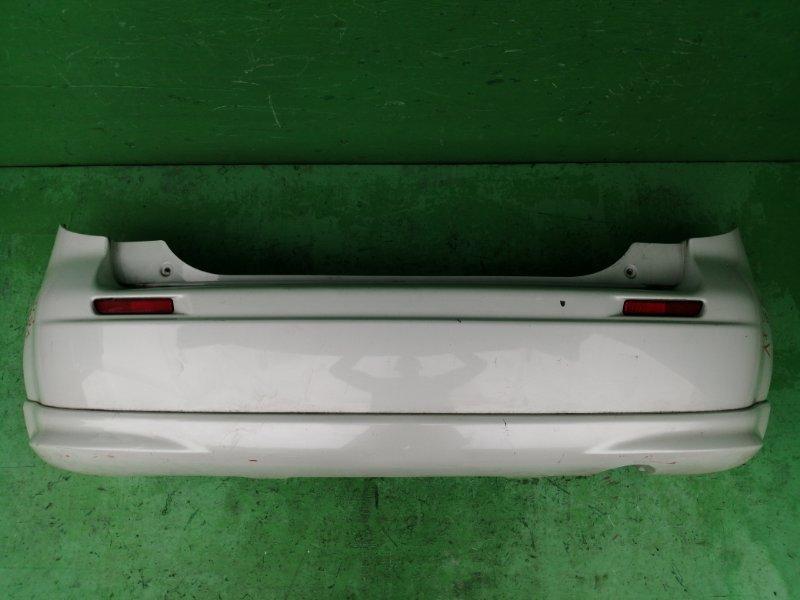 Бампер Suzuki Sx4 YB11S задний (б/у)