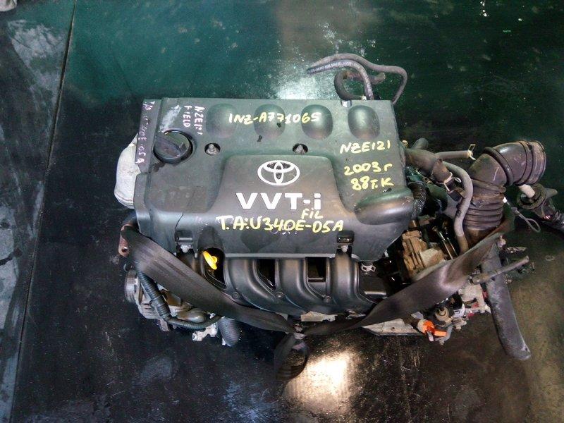 Двигатель Toyota Fielder NZE121 1NZ-FE 2003 (б/у)