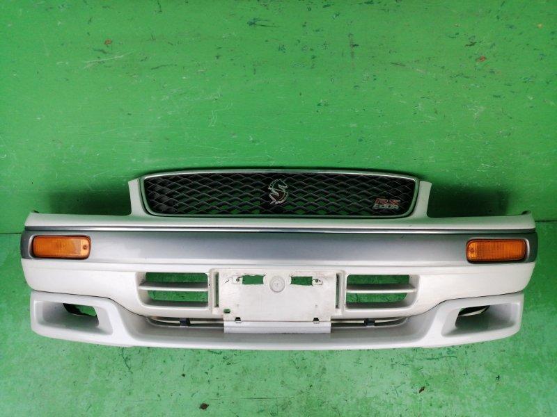 Бампер Nissan Stagea WC34 передний (б/у)