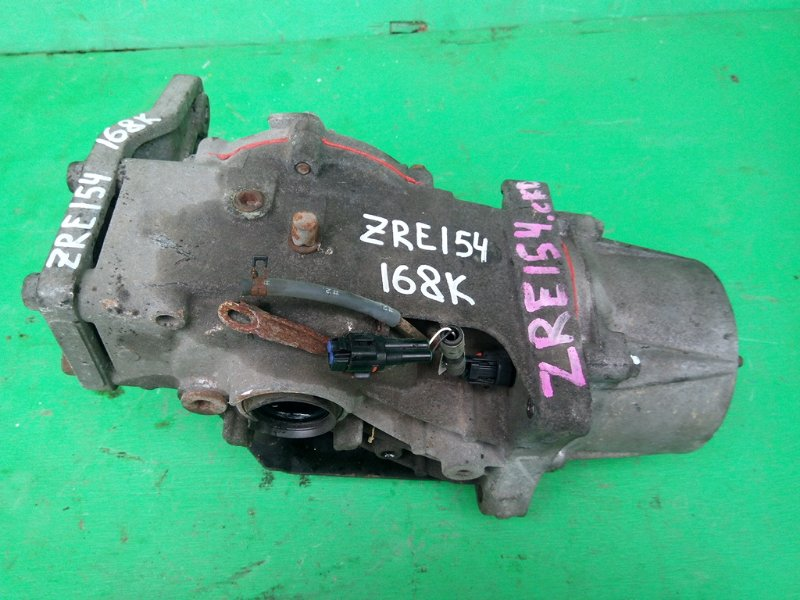 Редуктор Toyota Auris ZRE154 2ZR-FE задний (б/у)