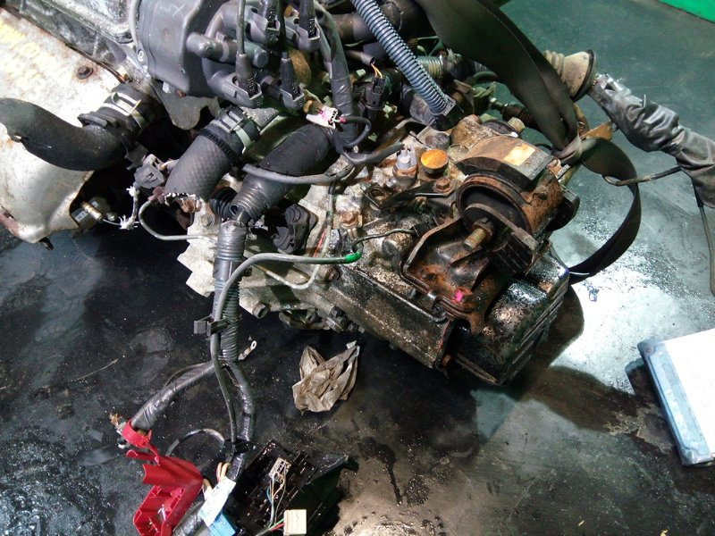Мкпп Toyota Corolla AE114 4A-FE (б/у)