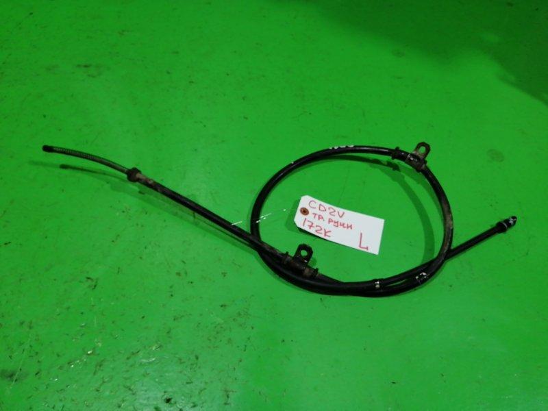 Тросик ручника Mitsubishi Libero CD2V левый (б/у)