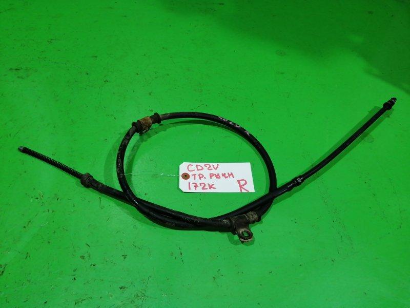 Тросик ручника Mitsubishi Libero CD2V правый (б/у)