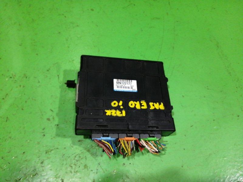 Компьютер Mitsubishi Pajero Io (б/у)