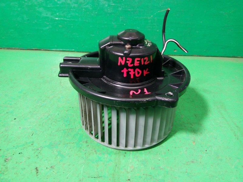 Мотор печки Toyota Allex NZE121 (б/у) №1