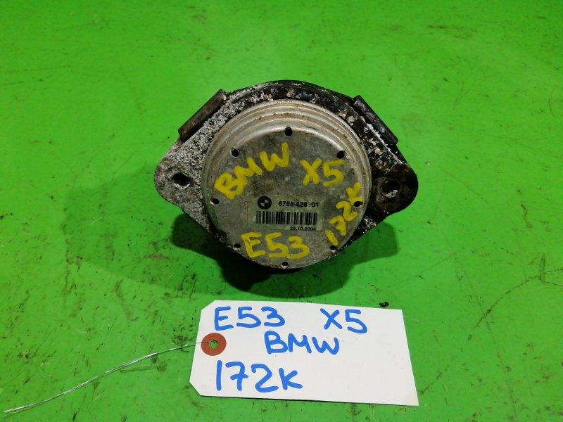 Подушка Bmw X5 E53 N62B44A (б/у)