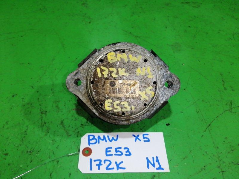 Подушка Bmw X5 E53 N62B44A (б/у) №1