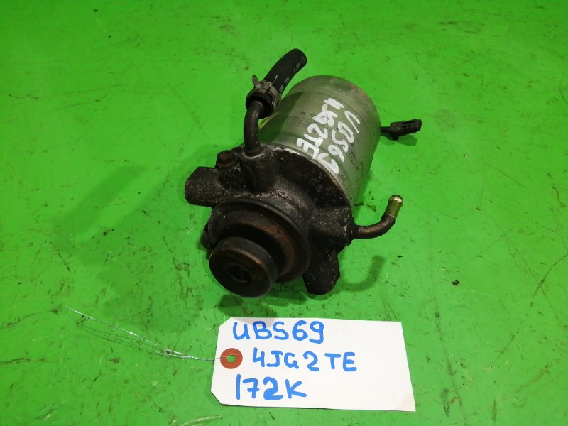 Насос ручной подкачки Isuzu Bighorn UBS69 4JG2-TE (б/у)