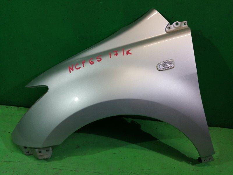 Крыло Toyota Ist NCP65 левое (б/у)