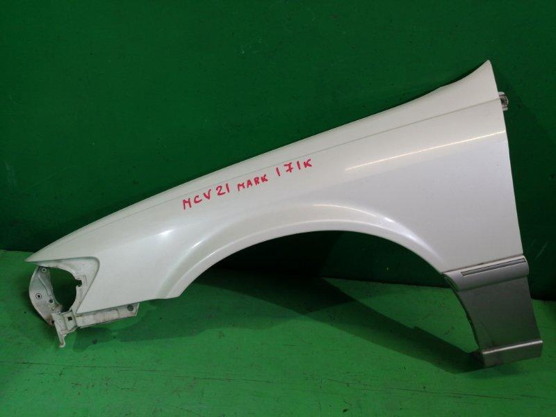 Крыло Toyota Mark Ii Qualis MCV21 левое (б/у)