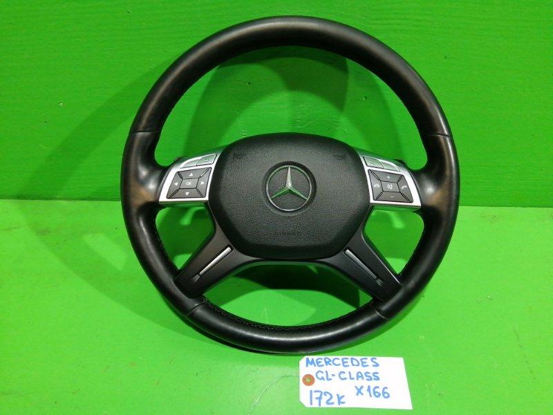 Руль Mercedes Gl-Class X166 (б/у)