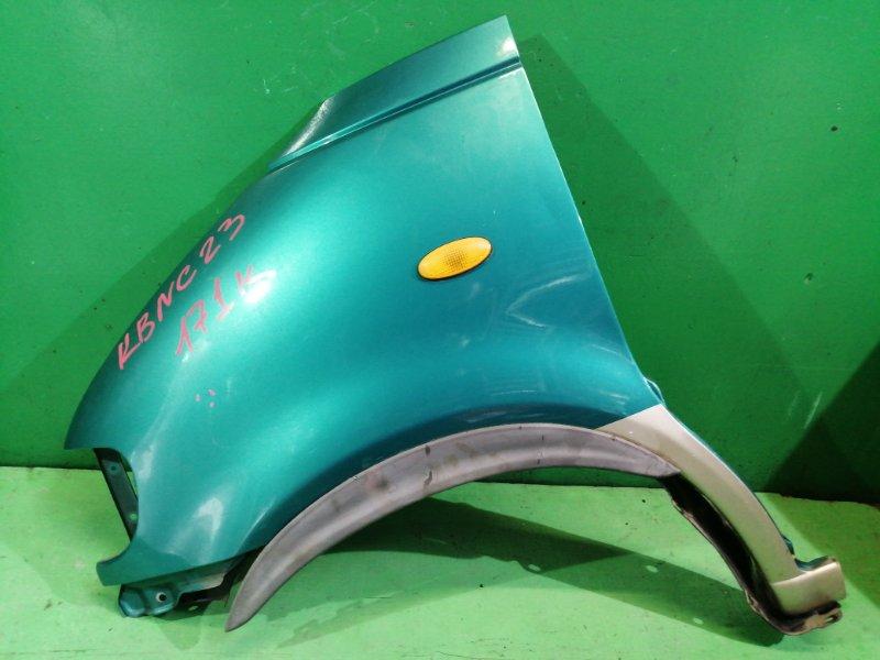 Крыло Nissan Serena C23 левое (б/у)