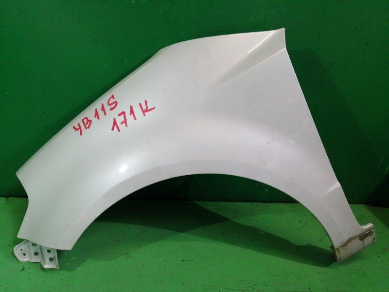 Крыло Suzuki Sx4 YB11S левое (б/у)