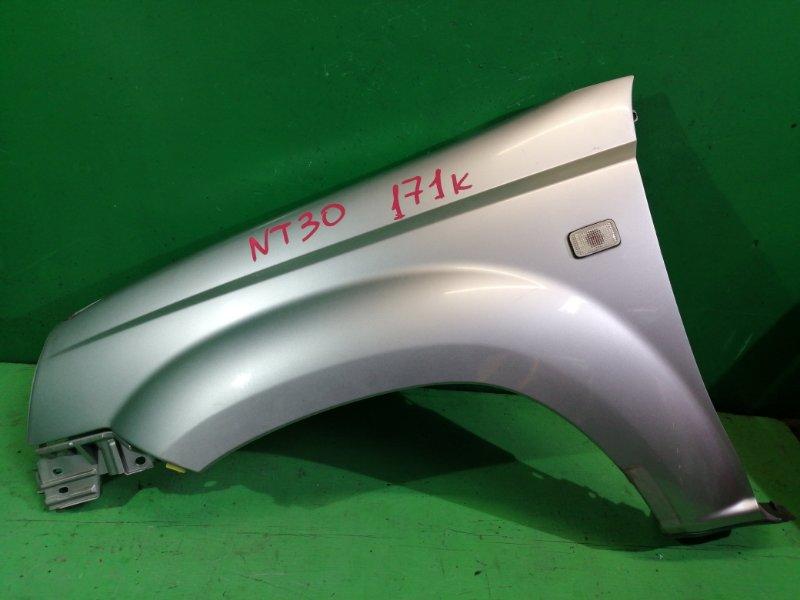 Крыло Nissan Xtrail NT30 левое (б/у)