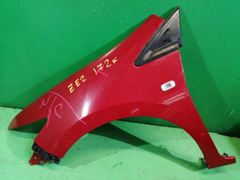 Крыло Honda Insight ZE2 левое (б/у)