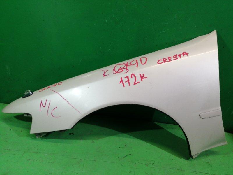 Крыло Toyota Cresta GX90 левое (б/у)
