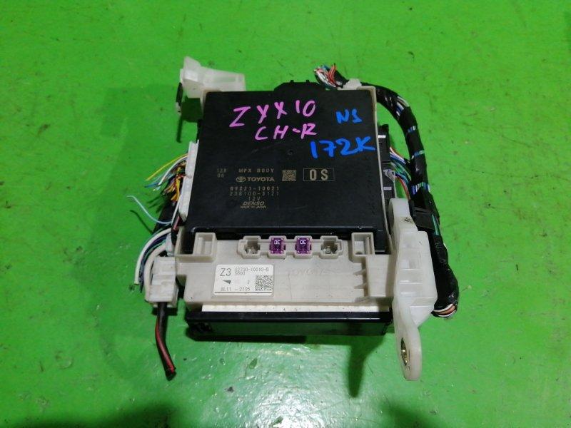 Компьютер Toyota C-Hr ZYX10 2ZR-FXE (б/у) №1