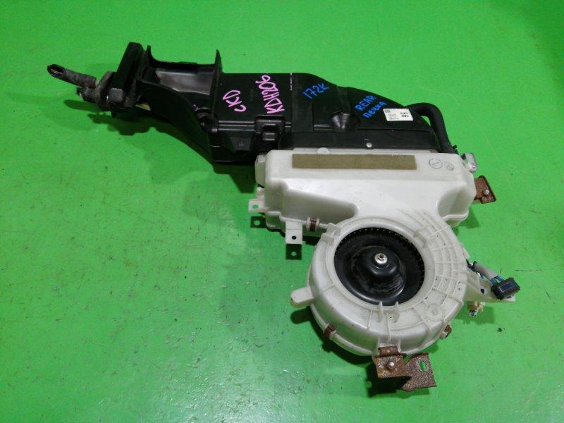 Печка Toyota Hiace KDH206 задняя (б/у)