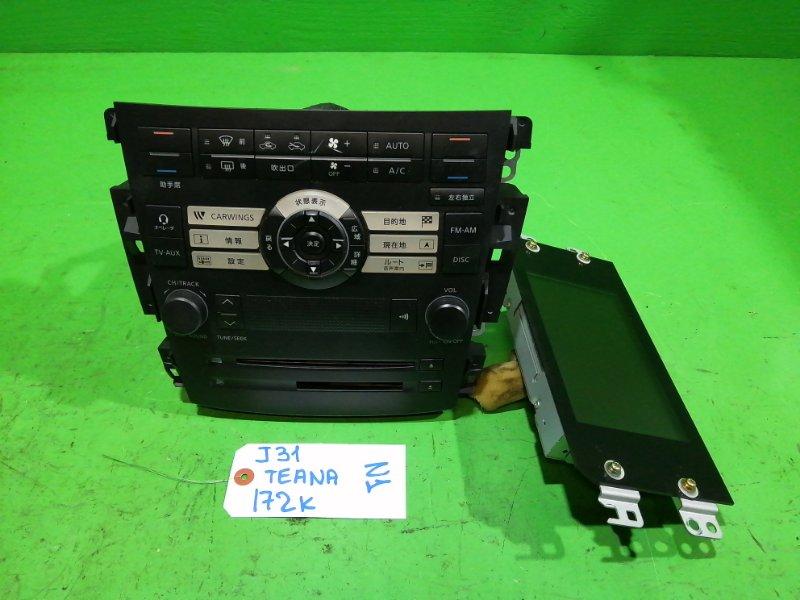 Климат-контроль Nissan Teana J31 (б/у) №1