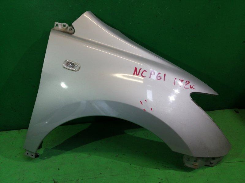 Крыло Toyota Ist NCP61 2004 правое (б/у)