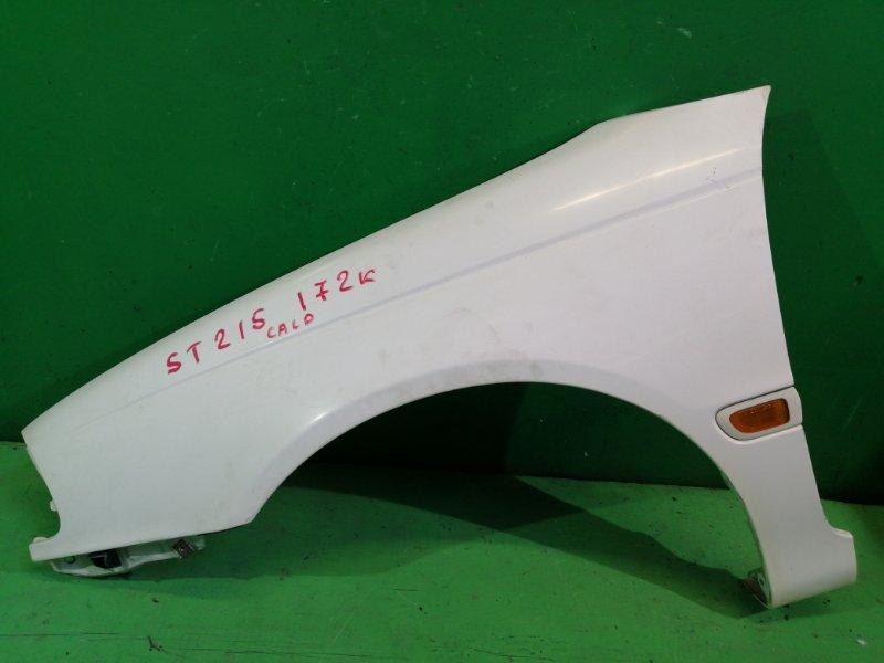 Крыло Toyota Caldina ST215 левое (б/у)