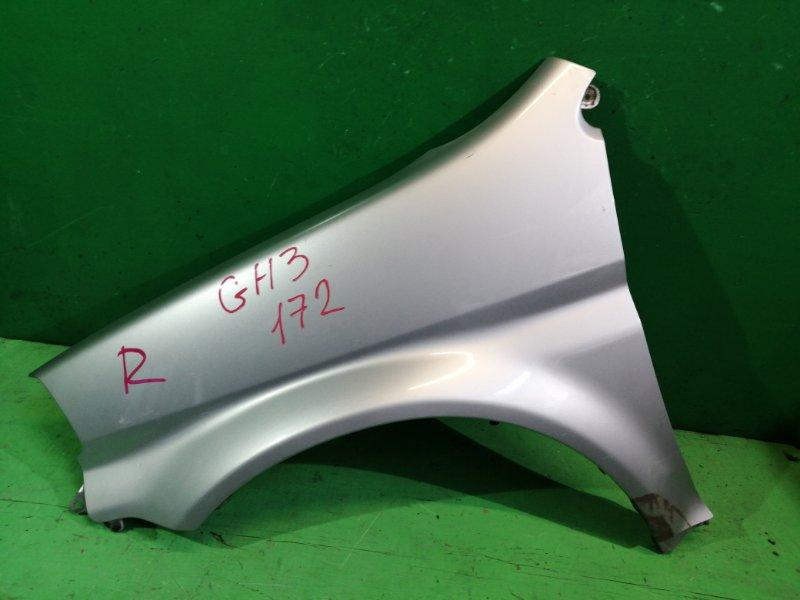 Крыло Honda Hrv GH3 левое (б/у)