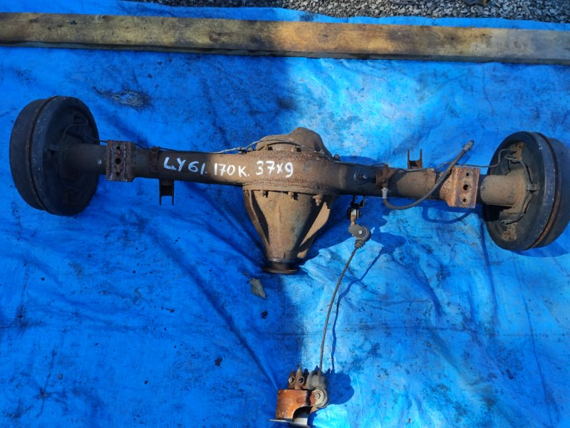 Мост Toyota Dyna LY61 3L 1993 задний (б/у)