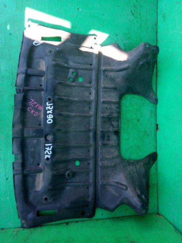 Защита двигателя Toyota Mark Ii JZX90 (б/у)