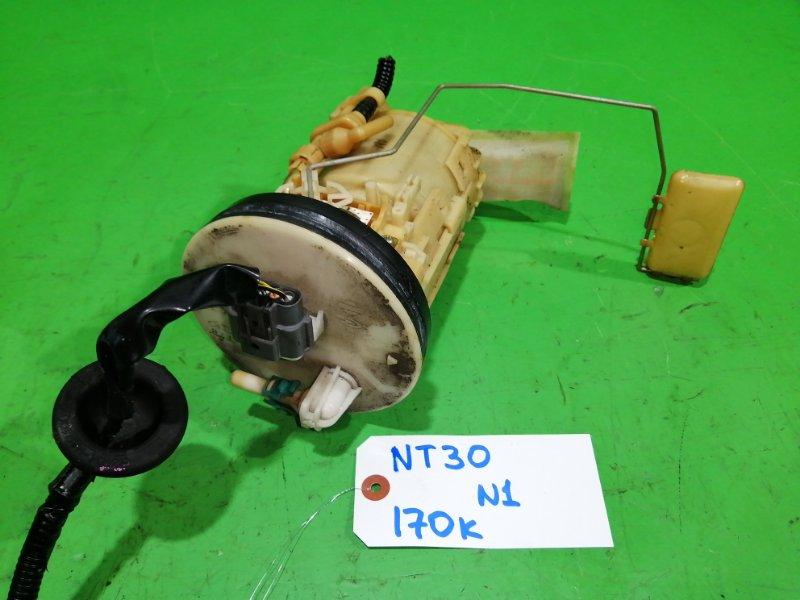 Бензонасос Nissan Xtrail NT30 (б/у) №1