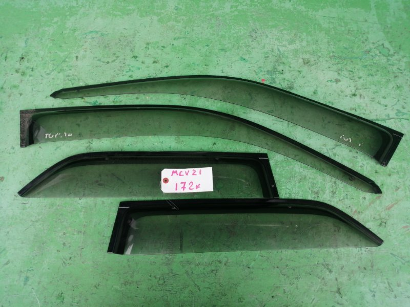 Ветровик Toyota Mark Ii Qualis MCV21 (б/у)