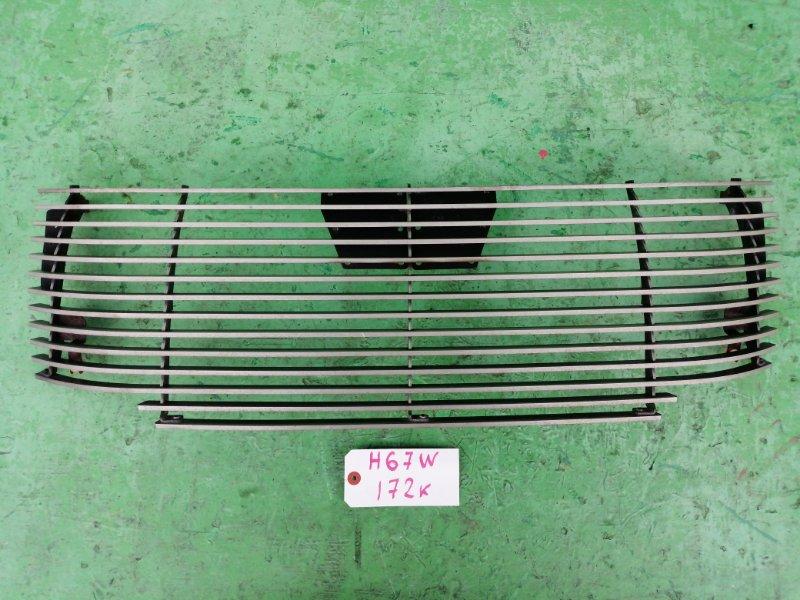 Решетка радиатора Mitsubishi Pajero Io H67W (б/у)
