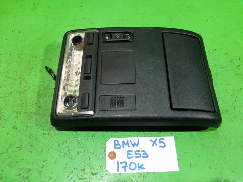 Светильник салона Bmw X5 E53 N62B44A (б/у)