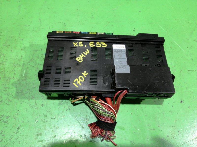 Коробка предохранителей Bmw X5 E53 N62B44A (б/у)