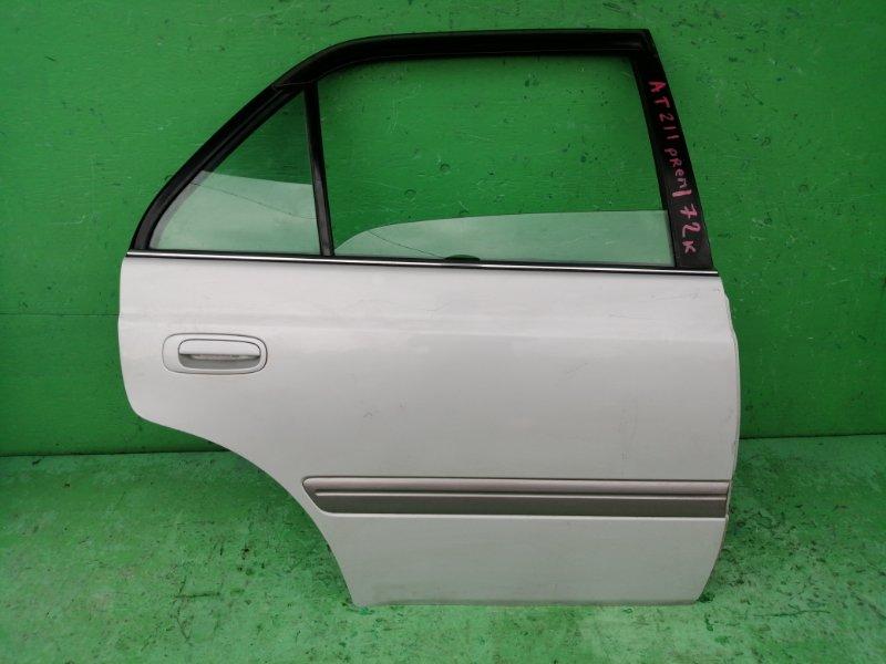 Дверь Toyota Premio AT211 задняя правая (б/у)