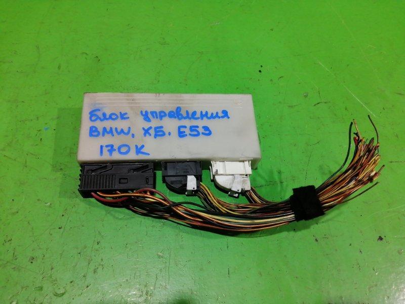 Блок управления Bmw X5 E53 N62B44A (б/у)