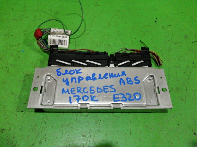 Блок управления Mercedes E320 W211 (б/у)