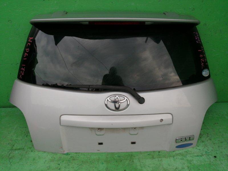 Дверь задняя Toyota Ist NCP61 (б/у)