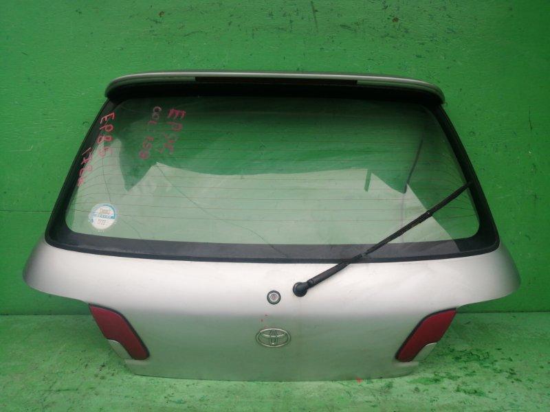 Дверь задняя Toyota Starlet EP85 (б/у)