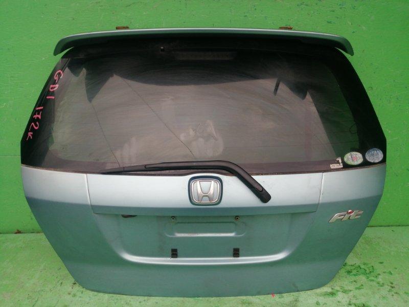 Дверь задняя Honda Fit GD1 (б/у)