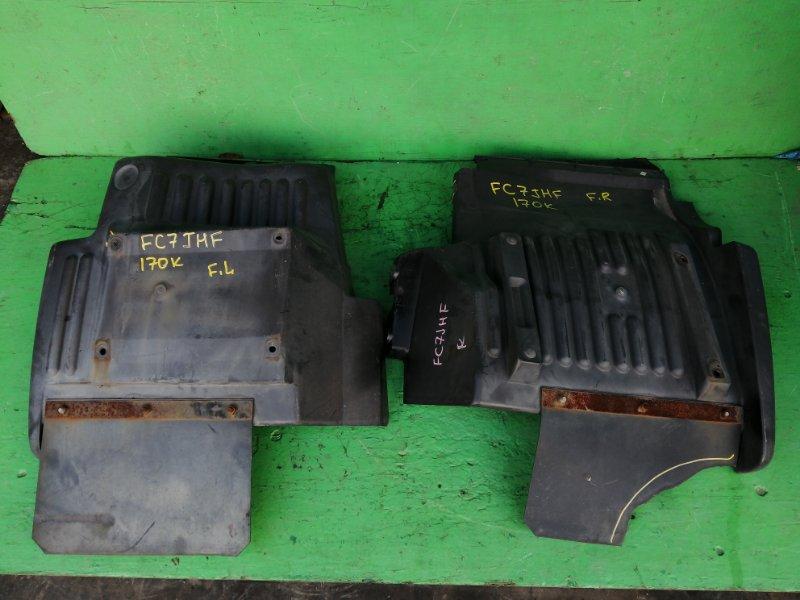 Брызговик Hino Ranger FC7JHF J07E-T передний (б/у)