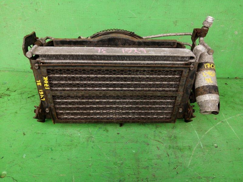 Радиатор кондиционера Toyota Dyna LY61 (б/у)