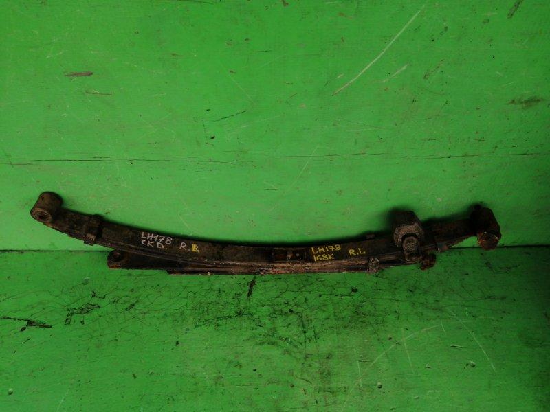 Рессоры Toyota Hiace LH178 задние левые (б/у)