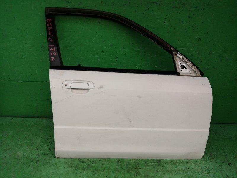 Дверь Mazda Familia BJ5W передняя правая (б/у)