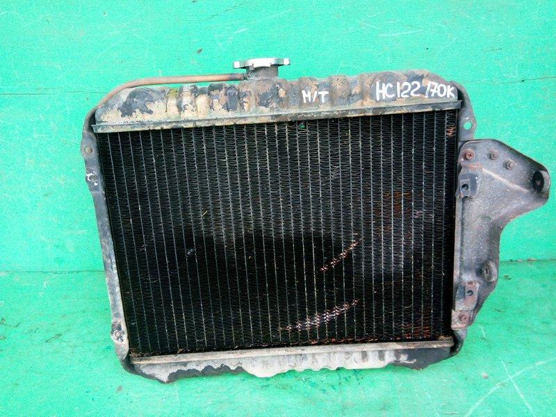 Радиатор основной Nissan Vanette HC122 A15S (б/у)