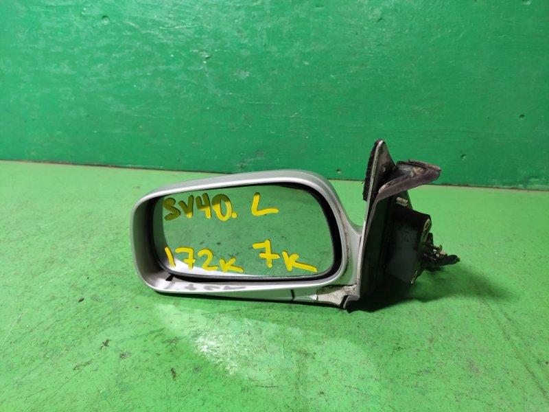 Зеркало Toyota Camry SV40 левое (б/у)