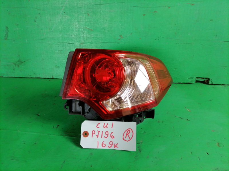 Стоп-сигнал Honda Accord CU1 правый (б/у)
